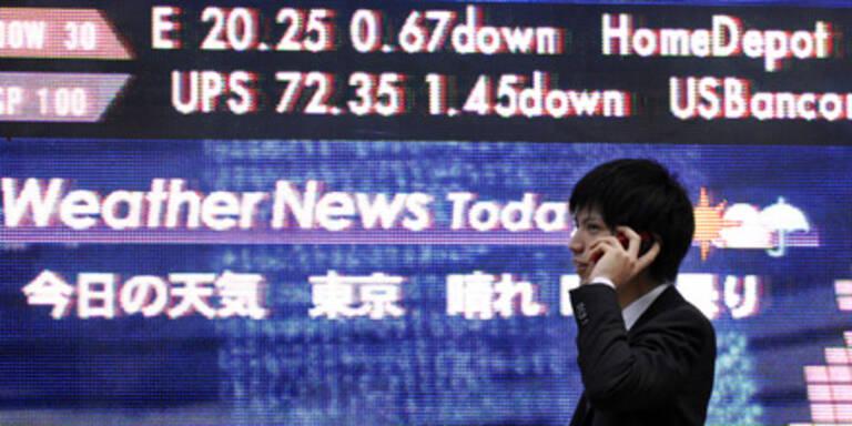Japan - Die Weltwirtschaft zittert mit