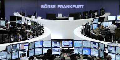 Europas Leitbörsen gut behauptet