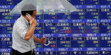 Börse Tokio wenig verändert