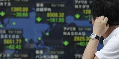 Börse Tokio schließt deutlich fester