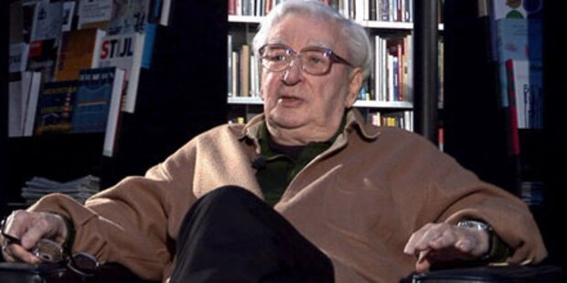 Künstler Bogdan Bogdanovic (87) ist tot