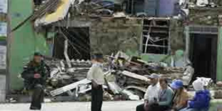 Erdbeben in Kolumbien fordert 14 Menschenleben