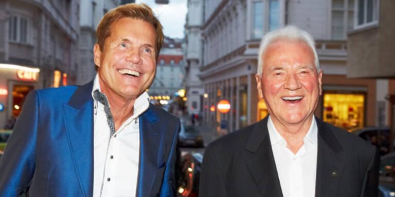 Stronach feiert mit Dieter Bohlen