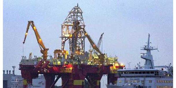 Ölpreis auf Sinkflug