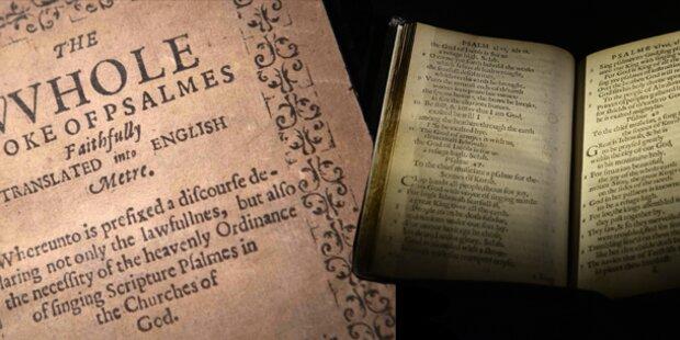 Gebetsbuch um 14 Millionen Dollar versteigert