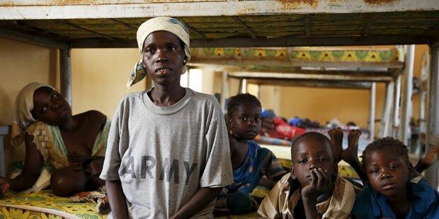 1,4 Mio. Kinder fliehen vor Boko Haram