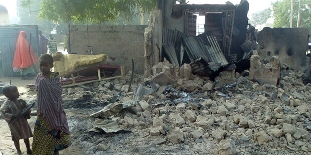 Boko Haram verbrennt Kinder bei lebendigem Leib