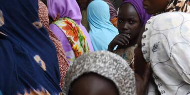 300 Frauen von Boko Haram befreit
