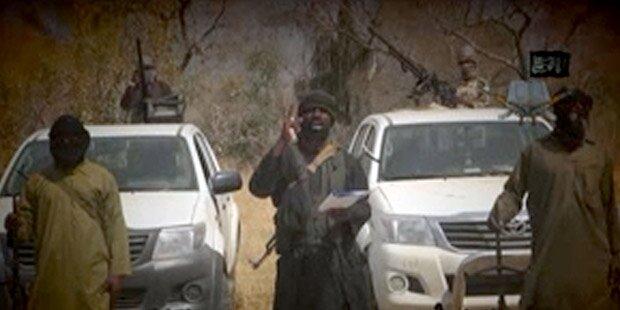 100 Boko-Haram-Kämpfer getötet