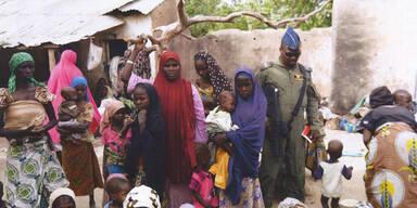 Erneut 230 Boko-Haram-Geisel befreit