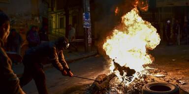Ein Toter bei Protesten von Morales-Anhängern in Bolivien