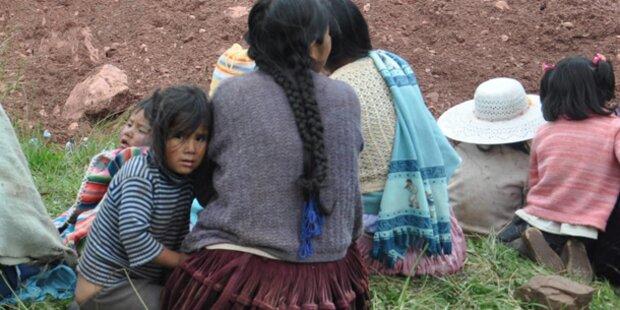 Bolivien erlaubt Kinderarbeit