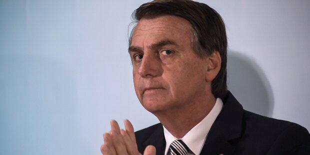 Brasilien gibt Wahlgericht Zuständigkeit