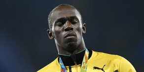 So war die heisse Nacht mit Bolt