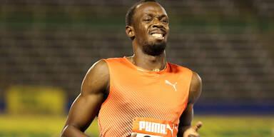 Bolt verpasst Olympia-Qualifikation