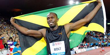 Bolt will 200-Meter-Weltrekord knacken