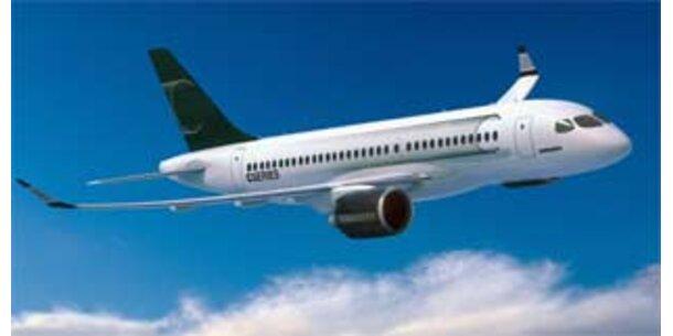 Neuer Mittelstrecken-Jet gegen Airbus und Boeing