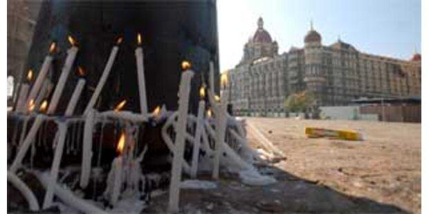 Beweismaterial zu Anschlägen von Bombay übergeben