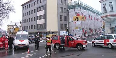 Bombenalarm in Horn - Gebäude evakuiert