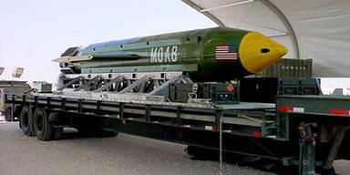 """""""Mutter aller Bomben"""": ISIS bestreitet Tote"""