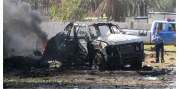 Irakischer Minister bei Attentat schwer verletzt