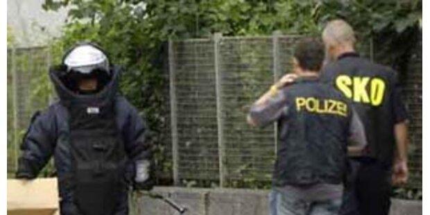 Möglicher Sprengstoff in Feldkirch gefunden