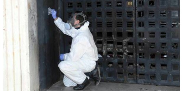 Mafia steckt hinter Bombenanschlag