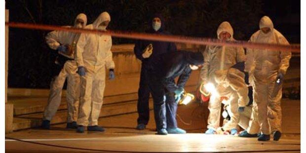 Bombe vor Parlament von Terroristen