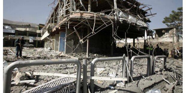 Bombenexplosion in Kabul - 12 Tote