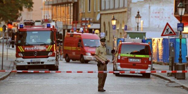 Tausende Münchner wegen Bombe evakuiert