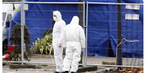 Bombenfund weckt Sorge in Nordirland