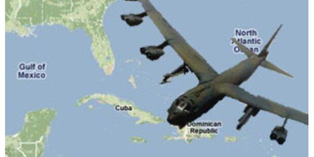 Russland will Bomber auf Kuba stationieren