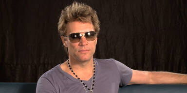 Rocklegende Bon Jovi auf oe24.at