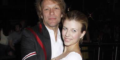 Jon Bon Jovi; Stephanie Rose Bongiovi