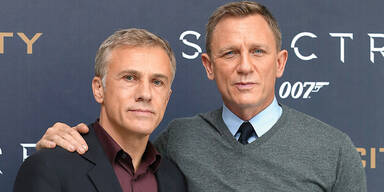 James Bond Spectre Daniel Craig Christoph Waltz