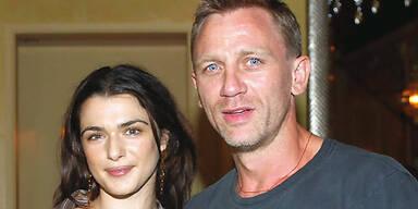 Daniel Craig: Dreh mit seinem Bondgirl