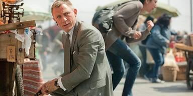 James Bond; Daniel Craig