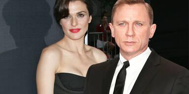 Daniel Craig, Rachel Weisz, Bond