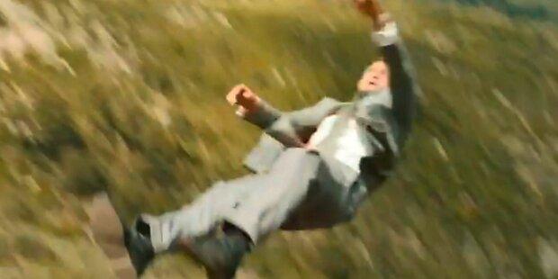 James Bond wird erschossen