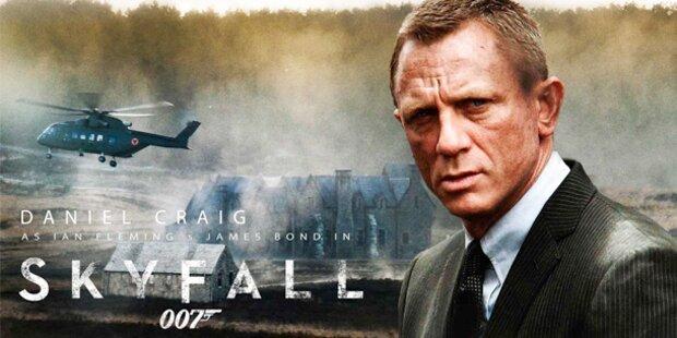James Bond startet bravourös