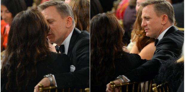Craig: Verliebte Küsse für Rachel Weisz
