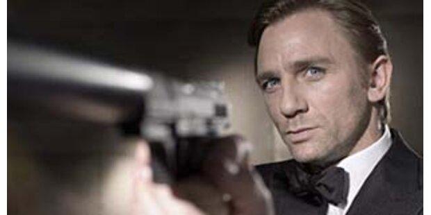 Tausende wollen bei Bond-Casting in Bregenz mitmachen