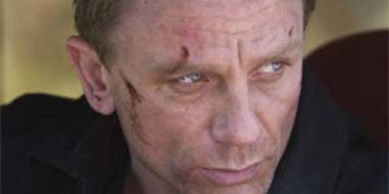 Die Dreharbeiten zum neuen James Bond-Film stehen unter keinem guten Stern