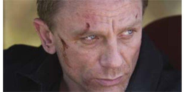 James-Bond-Beleuchter wird nach Kampf verhört