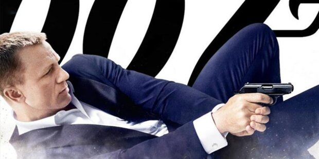 James Bond bei Oscar-Gala geehrt