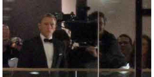 Dieser 007-Dreh ist ein echter Knochenjob