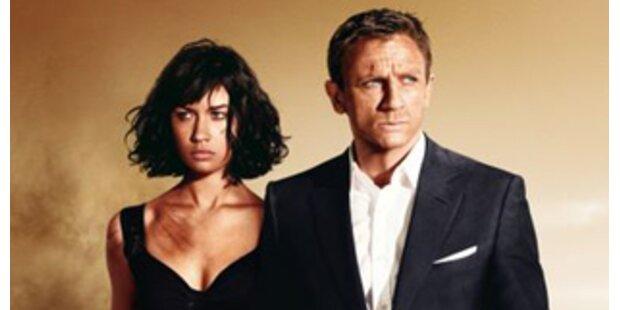 Gewinnen mit James Bond