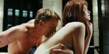 Daniel Craig dreht Sex-Szenen für Bond nach
