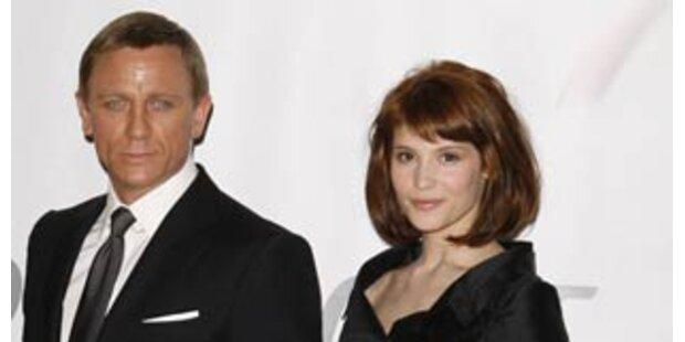 007 heiratet Bond-Girl