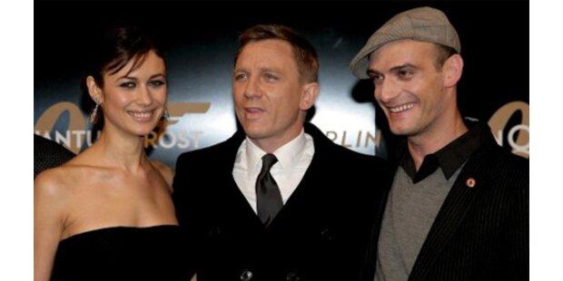 Bond-Kritik: Wenig Charme, viel Action